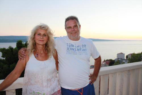 Vesna und Werner Schuhmacher