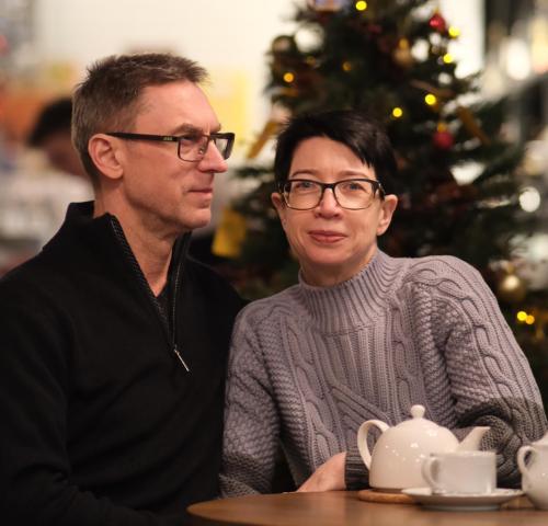 Андрей и Татьяна Суховы