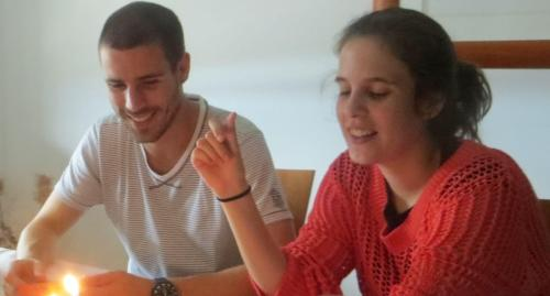 Carlos e Ana
