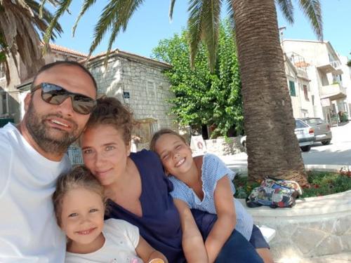Irena, Ivan and younger ones Tia & Ena :-)