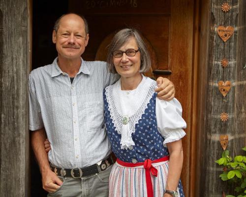 Peter und Claudia