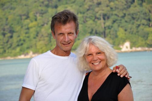 Eric & Karin