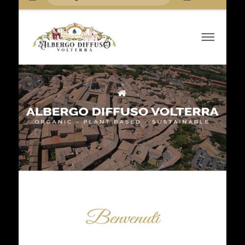 ALBERGO DIFFUSO VOLTERRA