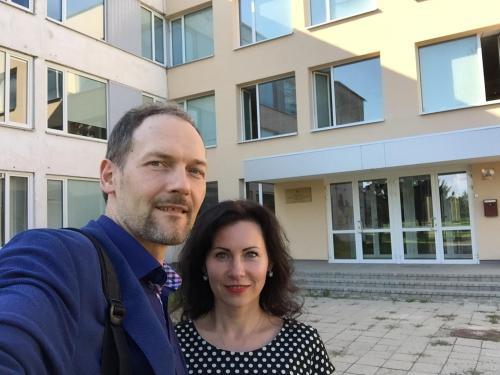 Irena ir Giedrius