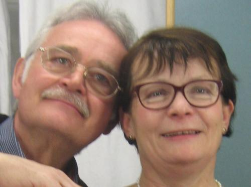 Branko Bahunek & Gisela Mracek