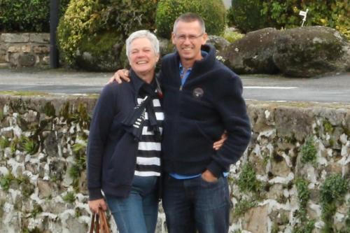 Jan en Conny Reus