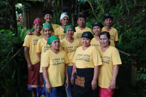 Sang Giri Mountain Rainforest Glamping