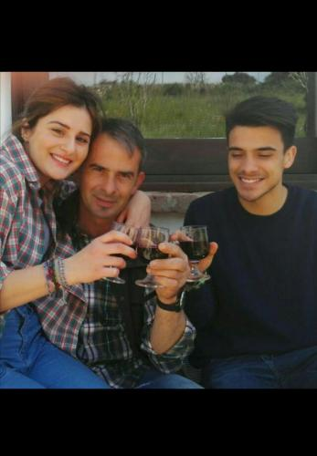 Cecilia, Giommaria e Giovanni