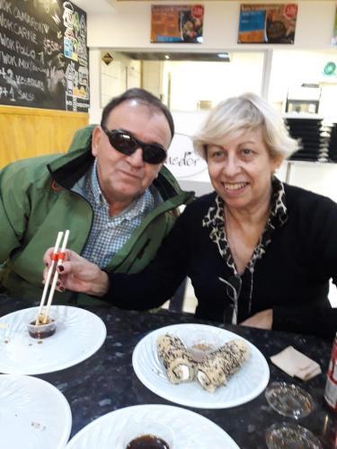 Mary y Hector