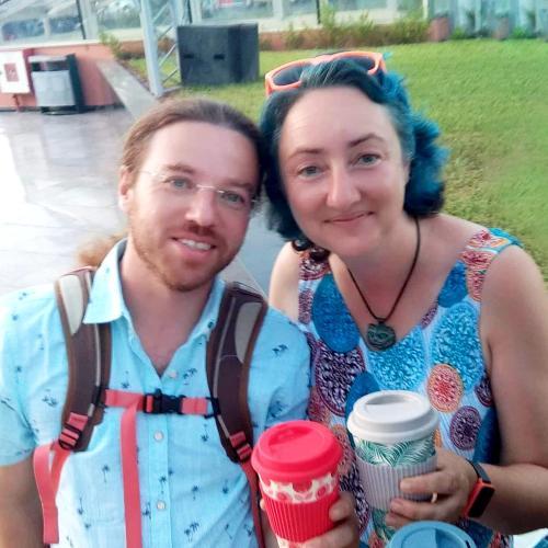Paul and Marika
