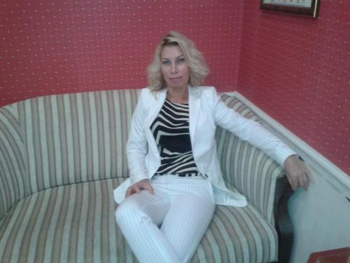 хозяйка дома Татьяна