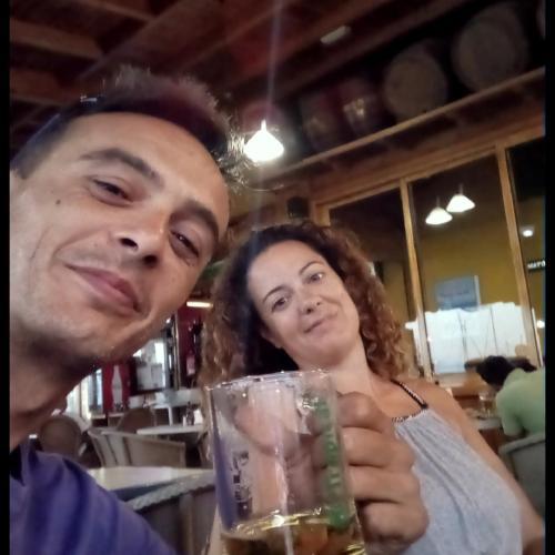 Ysaura & Andres, Beyond Hosting!!!