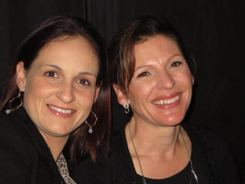 Cindy & Leigh
