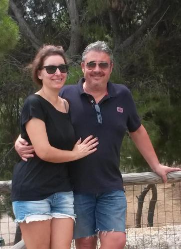 Stefania e Fabrizio