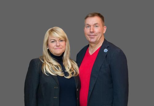 Andrea und Lothar Schaar