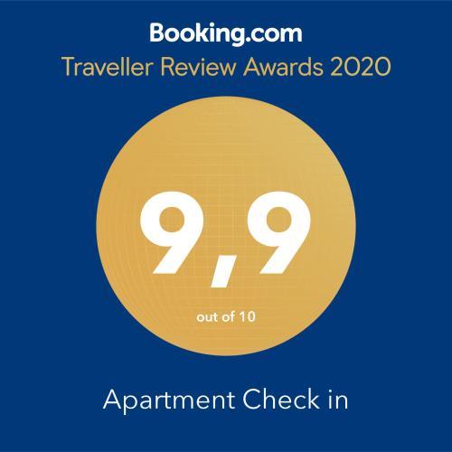 Apartmani Check in