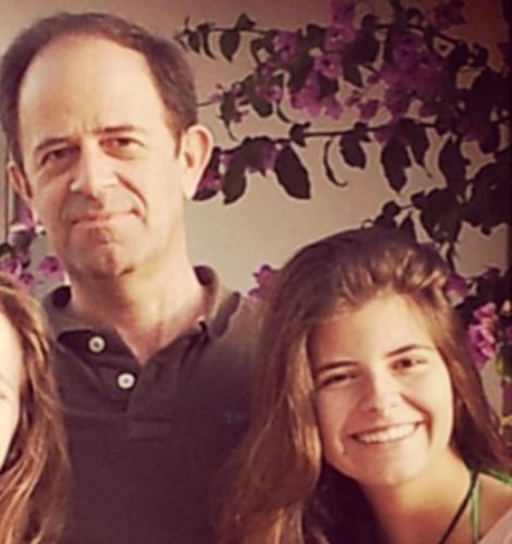Inês e o meu pai, Pedro
