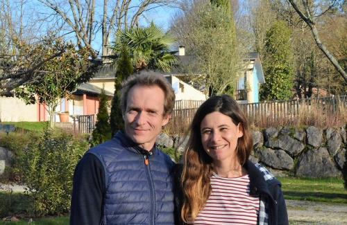 Stéphane et Clara