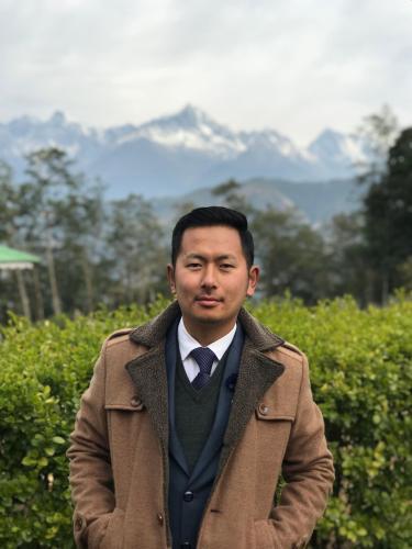 Jim Dorjee Bhutia