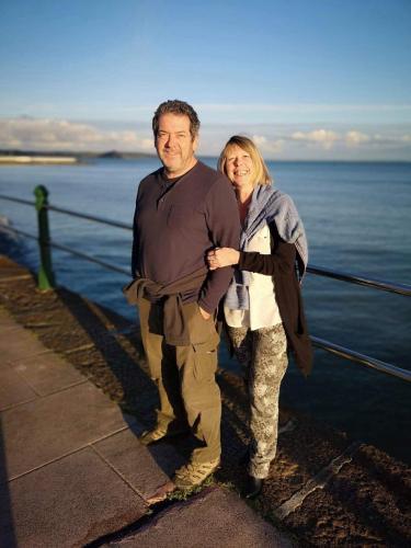 Lynda and Steve