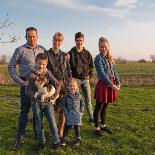 Familie de Wolf, Hof Welzinge