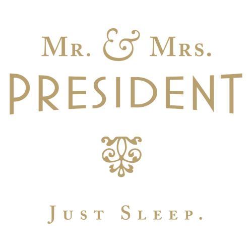 Mr.& Mrs. President