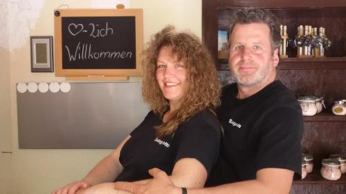 Simone und Matthias Eckert