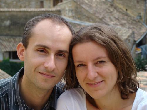 Pierre et Gwen