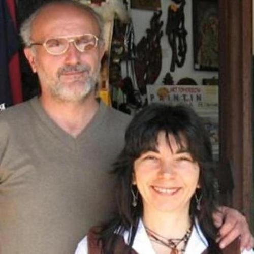 Stefka and Stanimir Tinkov