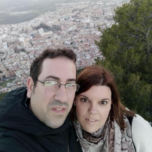 Raquel y Carlos