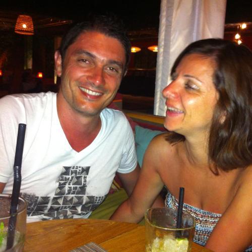 Stephanie et Tony