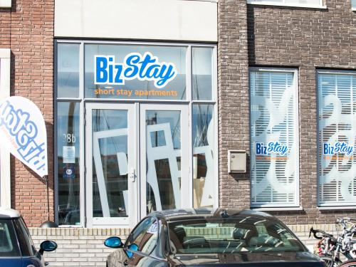The BizStay The Hague Team