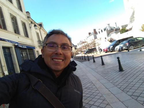 Lucimar, guia turistico e professor