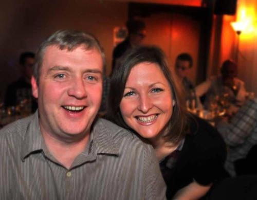 Rachael and Alasdair Macleod