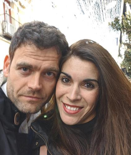 Mª José y Paco