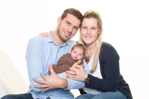 Familie Wiebke Wohler und Markus Zander
