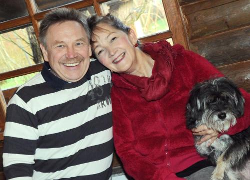 Marek und Regina Kosiol