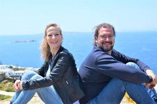 Katia and Kostas