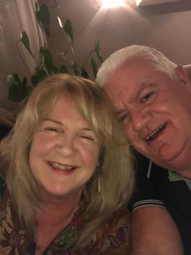 Christine and Terry Fairburnn