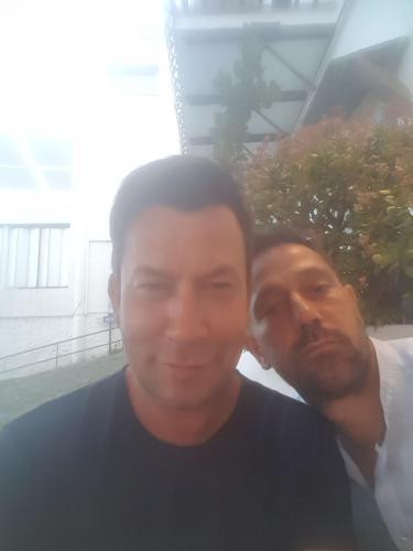 Ian & Anthony