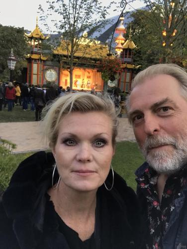 Mei and Henrik