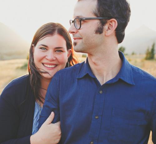 Stacey & Tobiah Goldstein