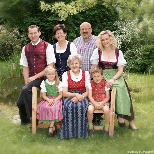 Familie Bauer & Resch
