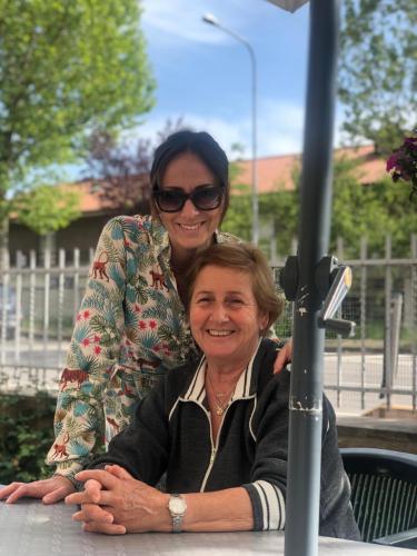 Maria Teresa e Michela