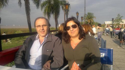 Alejandro and Marisa