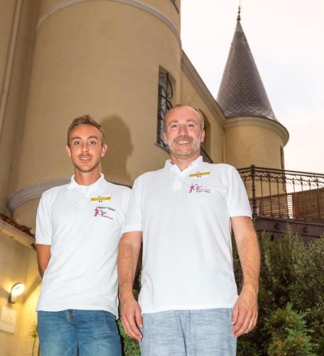 Jean Christophe et Maxime