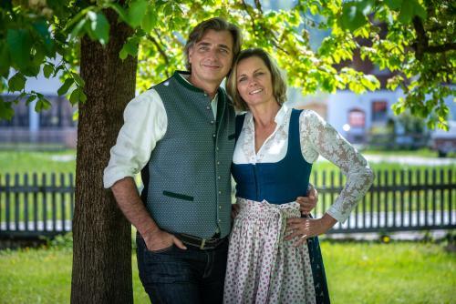 Bettina und Hans-Peter Gahr