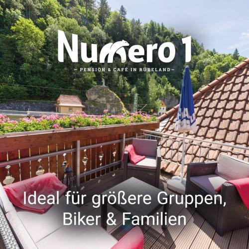 Numero1-Pension und Cafe