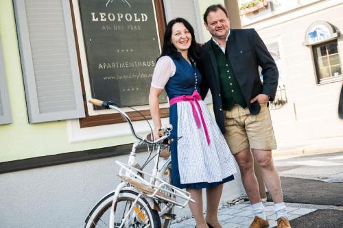 Margit und Leopold Stockinger