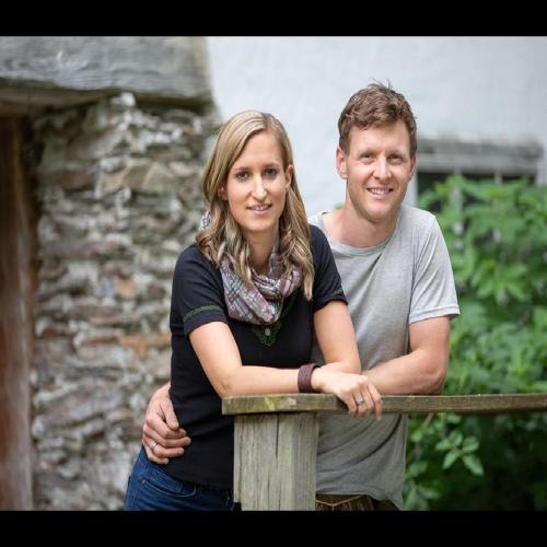 Familie Alexandra und Philipp Steiner